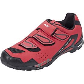 Northwave Outcross 3V - Zapatillas Hombre - rojo/negro